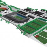 Stadionområdet