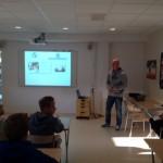 Idrottsgrundskolan kostföreläsning 2014-09-17